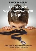 Okładka książki O chłopcu wychowywanym jak pies