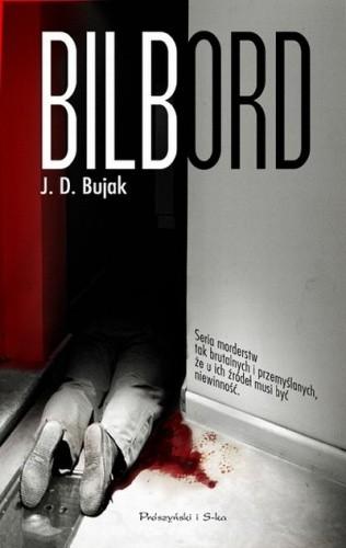 Okładka książki Bilbord