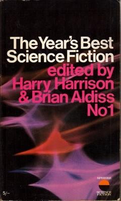 Okładka książki The Year's Best Science Fiction No 1