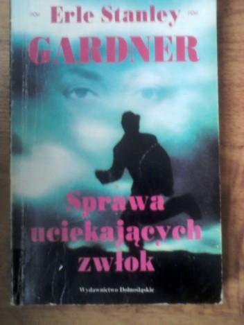 Okładka książki Sprawa uciekających zwłok