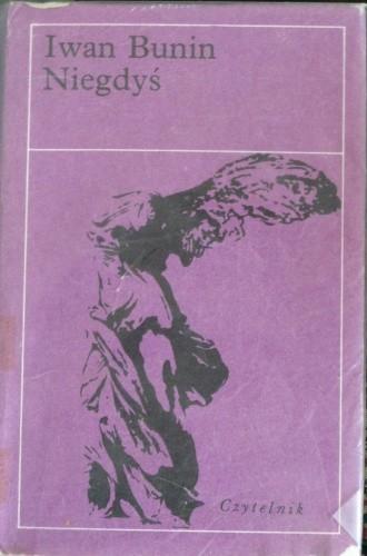 Okładka książki Niegdyś