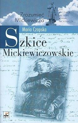 Okładka książki Szkice Mickiewiczowskie