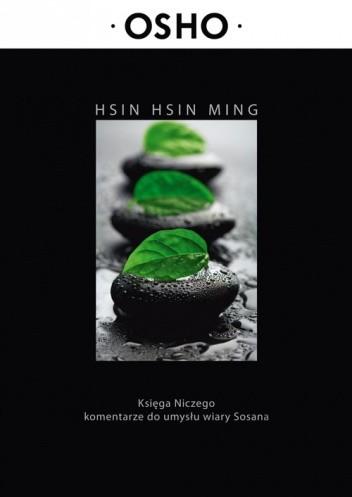 Okładka książki Hsin Hsin Ming.  Księga Niczego