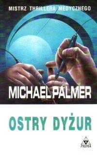 Okładka książki Ostry dyżur