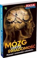 Okładka książki Mózg, umysł, świadomość. Poznać i zrozumieć człowieka
