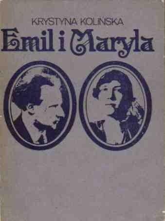 Okładka książki Emil i Maryla