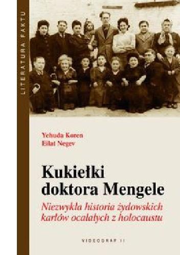 Okładka książki Kukiełki doktora Mengele
