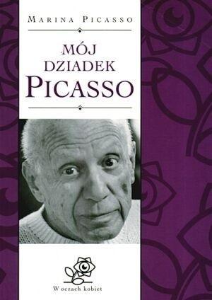 Okładka książki Mój dziadek Picasso