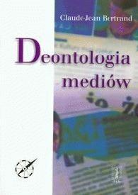 Okładka książki Deontologia mediów