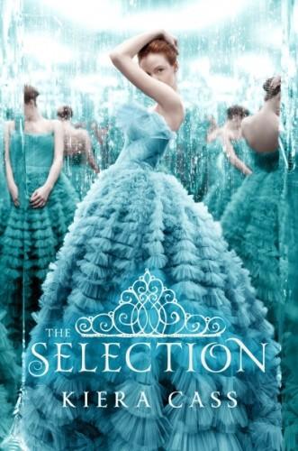 Okładka książki The Selection