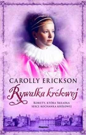 Okładka książki Rywalka królowej