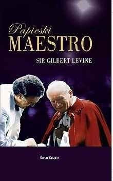 Okładka książki Papieski Maestro