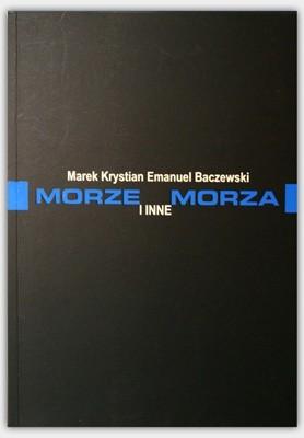 Okładka książki Morze i inne MORZA
