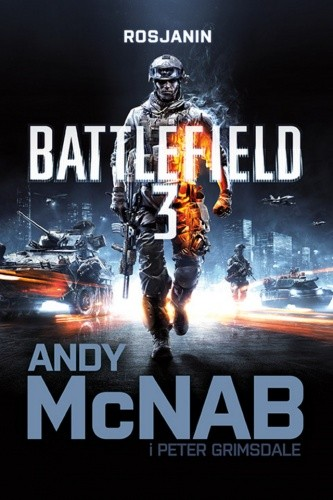 Okładka książki Battlefield 3: Rosjanin