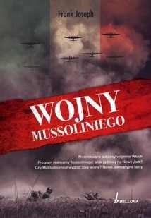 Okładka książki Wojny Mussoliniego