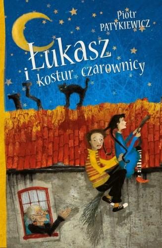Okładka książki Łukasz i kostur czarownicy