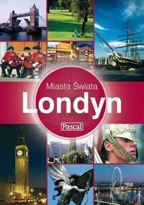 Okładka książki Londyn - Miasta świata