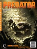 Okładka książki Predator: Grom z niebios
