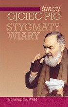 Okładka książki Stygmaty wiary
