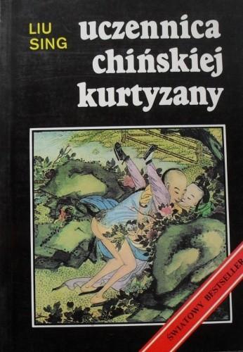 Okładka książki Uczennica chińskiej kurtyzany