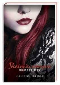 Okładka książki Pocałunki wampira. Miłość po grób