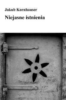 Okładka książki Niejasne istnienia