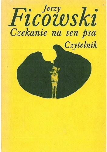 Okładka książki Czekanie na sen psa