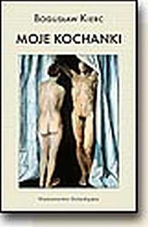 Okładka książki Moje kochanki