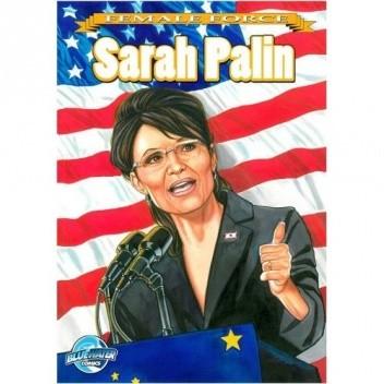 Okładka książki Sarah Palin