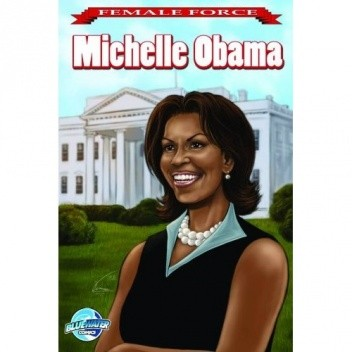Okładka książki Michelle Obama