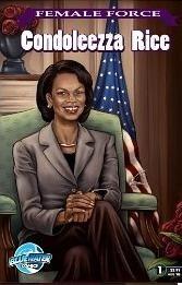 Okładka książki Condoleezza Rice