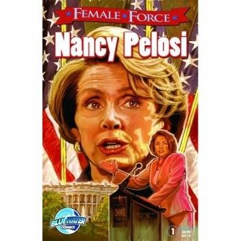 Okładka książki Nancy Pelosi