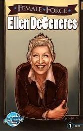 Okładka książki Ellen DeGeneres