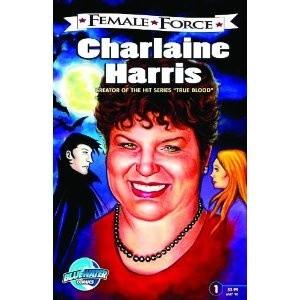 Okładka książki Charlaine Harris