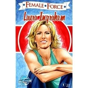 Okładka książki Laura Ingraham