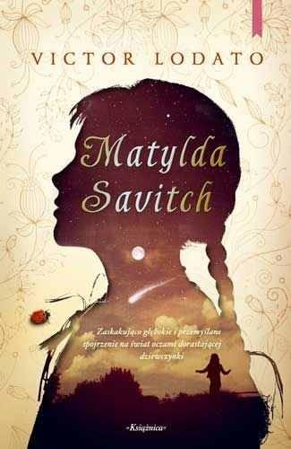 Okładka książki Matylda Savitch
