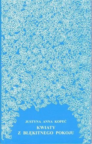 Okładka książki Kwiaty z błękitnego pokoju