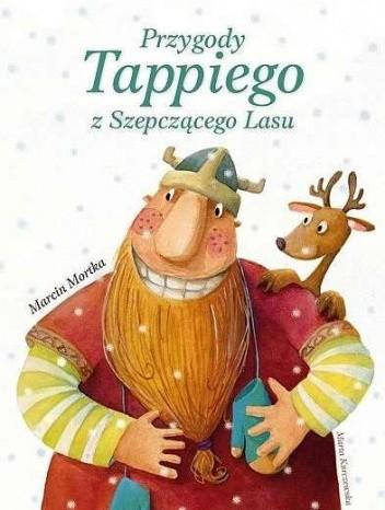 Okładka książki Przygody Tappiego z Szepczącego Lasu