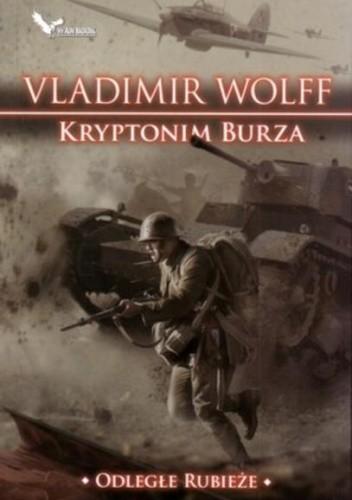 Okładka książki Kryptonim Burza