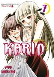 Okładka książki Wampirzyca Karin: tom 7