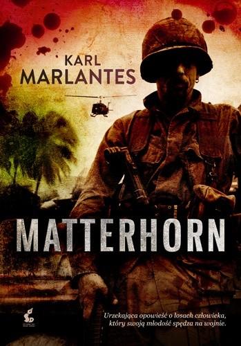 Okładka książki Matterhorn