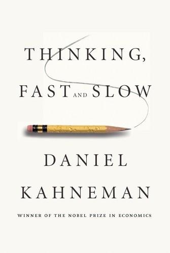 Okładka książki Thinking, Fast and Slow