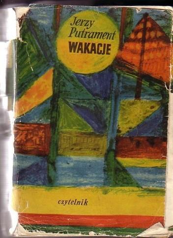 Okładka książki Wakacje