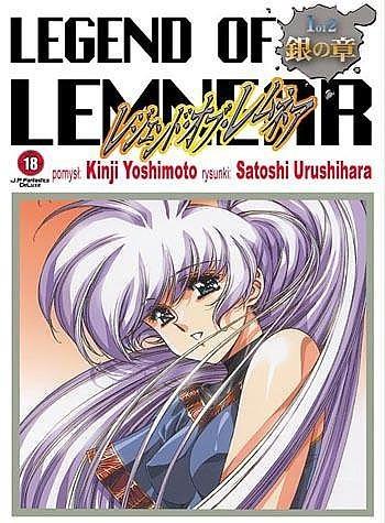 Okładka książki Legend of Lemnear - 1