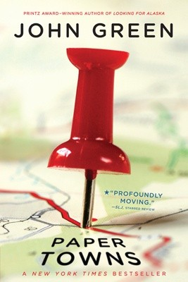 Okładka książki Paper Towns