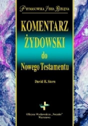 Okładka książki Komentarz Żydowski do Nowego Testamentu