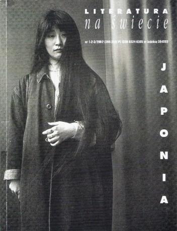 Okładka książki Literatura na świecie nr 01-03/2002 (366-368)