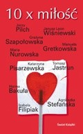 Okładka książki 10 x Miłość