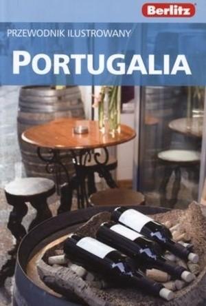Okładka książki PORTUGALIA. Przewodnik ilustrowany.