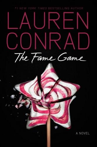 Okładka książki The Fame Game